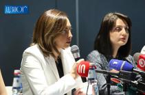 Лена Назарян: Наше обязательство оздоровить и полностью реформировать судебную систему – остается в силе