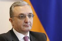 Зограб Мнацаканян отбудет с рабочим визитом в США