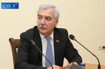 Եթե հարցեր լինեն, մենք կդիմենք պարոն Սերժ Սարգսյանին, որպեսզի ինքն էլ պատասխանի դրանց. Քննիչ հանձնաժողովի նախագահ