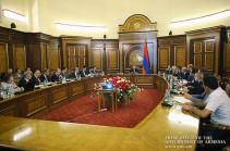 Правительство выделит 3 млрд драмов на решение жилищных проблем в зоне бедствия - премьер провел совещание