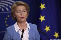 Фон дер Ляйен сообщила Европарламенту, что готова продлить переговоры с Лондоном по Brexit