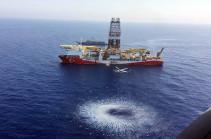 Турция в ответ на санкции Евросоюза активизирует геологоразведку в районе Кипра