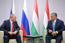 Песков подтвердил, что ведется подготовка визита Путина в Венгрию в октябре