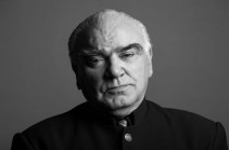 Armenia's distinguished actor Rudolph Ghevodnyan passed away after a lasting illness