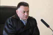 Office of judge Davit Grigoryan searched in sidelines of criminal case: SIS confirms information