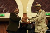 Военный совет и оппозиция Судана подписали политическое соглашение