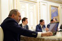 Никол Пашинян: Цель правительства – сделать систему госзакупок гибкой