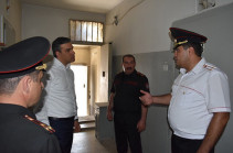 Յուրիկ Բրոյանը ռազմաբժշկական հանձնաժողովի կրկնակի փորձաքննություն կանցնի․ Պաշտպանն այցելել է զինծառայողին
