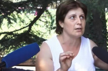 Есть факты, что именно полицейские напали на народ – мать задержанного в Иджеване