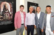 Բեյրութում կայացել է «Կիլիկիա. Առյուծների երկիր» երեք պատմական ֆիլմ-ակնարկների փակ դիտումը. Լուսանկարներ