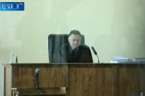 Обыск в кабинете судьи Давида Григоряна был проведен с нарушениями