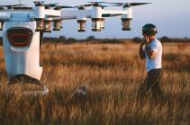В США тестируют новый пассажирский дрон (Видео)