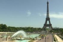 Ֆրանսիայում անոմալ շոգ է սպասվում