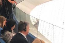Порошенко не пустили в зал Европарламента