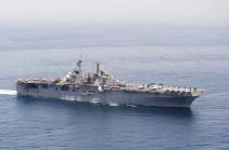 В Тегеране опровергли уничтожение иранского беспилотника в Ормузском проливе