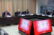 Տեղի է ունեցել Հայաստանի, Ռուսաստանի և Բելառուսի քննչական կոմիտեների չորրորդ համատեղ կոլեգիայի նիստը