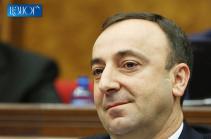 Kocharyan's case usual case for me, CC chairman Hrayr Tovmasyan