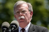 Բոլթոն. ԱՄՆ-ն չի հանգստանա մինչև Մադուրոն հրաժարական չտա