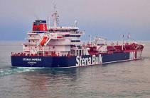 Иран заявил о задержании британского танкера