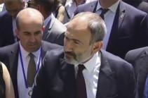 Շիրակցի արտադրողները վարչապետին առաջարկեցին Գյումրիի օդանավակայանից բեռնափոխադրում իրականացնել. Փաշինյանը խոստացավ օգնել