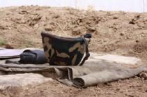 ՀՀ ԶՈՒ զորամասերից մեկի մարտական դիրքում զինծառայողի դի է գտնվել. ՊՆ