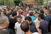 Thirteen people charged relating to unrest in Ijevan