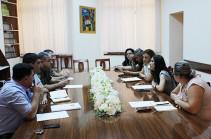 Քննչական կոմիտեում տեղի է ունեցել հասարակական-մոնիտորինգի խմբի հերթական հանդիպումը