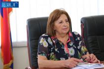 Решение о прекращении полномочий Нахшун Таварацян в ВСС пока нет
