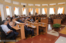 Արցախի խորհրդարանը գումարել է արտահերթ նստաշրջան՝ նախագահի նախաձեռնությամբ