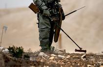 Армянские саперы за последние дни разминировали в Сирии территорию в 8534 кв. м