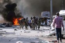 В Сомали при взрыве погибли не менее десяти человек