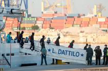 Մեկ շաբաթում ավելի քան 700 անօրինական միգրանտ է հասել Իսպանիայի ափեր