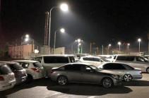 На КПП «Баграташен» образовались очереди и скопления транспортных средств – Микаел Мелкумян