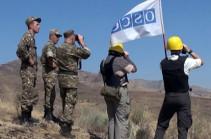 Ադրբեջանական կողմը ԵԱՀԿ առաքելությունը դուրս չի բերել իր առաջապահ դիրքեր. Արցախի ԱԳՆ