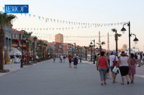 Հուրգադայում մնացած հայերը  թիվ UJ 5600 չվերթով այսօր կվերադառնան Հայաստան. ԱԳՆ