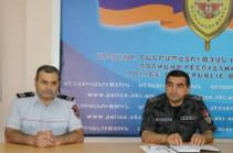 Ջիվան Ղահրամանյանը նշանակվել է Արցախի Հանրապետության ոստիկանության անձնագրային և վիզաների վարչության պետ