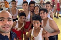 Այցելությունը փախստականների ճամբար ազդեց իմ մտածելակերպի վրա. Արսեն Ջուլֆալակյան