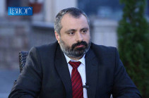 To build democratic state it is necessary to be law-abiding: Davit Babayan