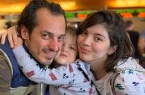 Արտավազդ Ամիրյանը կրկին դուստր է ունեցել. փոքրիկը ծնվել է ԱՄՆ-ում