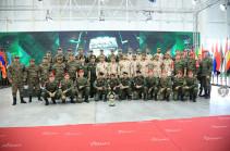 Հայ զինծառայողներն «Ալաբինո» զորավարժարանում պատրաստվում են միջազգային մրցումներին
