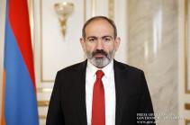 Никол Пашинян направил телеграмму соболезнования в связи с кончиной Ерванда Казанчяна