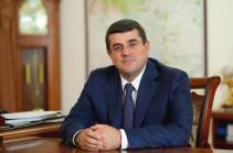«Ազատ հայրենիք» կուսակցությունը ողջունում և իր անվերապահ աջակցությունն է հայտնում ՀՀ վարչապետի կոչին. Արայիկ Հարությունյան