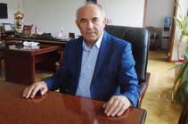 Հայաստանի Ֆիզիկական կուլտուրայի և սպորտի պետական ինստիտուտի ռեկտորը հրաժարական է տվել