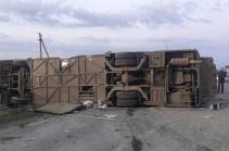 Վթար՝ Աստրախան-Ստավրոպոլ ավտոճանապարհին. տուժածների թվում հայեր կան