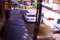 Երևանում ավտոմեքենայից պայուսակ են գողացել՝ պատճառելով 706 հազ. դրամի վնաս (Տեսանյութ)