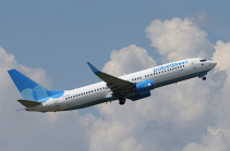 Pobeda low-cost airline to stop flights from Gyumri airport