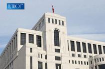 Հայաստանն ափսոսանք է հայտնում, որ Ադրբեջանի իշխանություններն անկարող են ընկալել Նիկոլ Փաշինյանի արցախյան ելույթի համատեքստն ու բովանդակությունը. ՀՀ ԱԳՆ