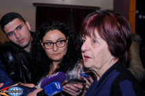 Charges brought against former chairwoman of Union of Journalists Astghik Gevorgyan
