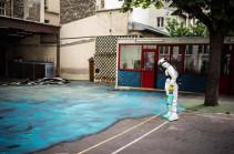 Փարիզում սկսվել է Նոտր Դամի մերձակա թաղամասերի՝ կապարով աղտոտումից մաքրման գործողությունը