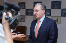 No deficit of political dialogue with USA registered during the year: Armenia's FM